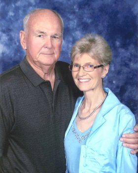 Dick & Shirley Imfeld