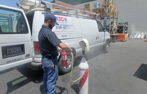 I.C. Refrigeration | Fire Protection Division
