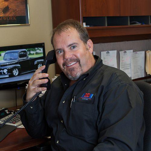 Kevin Silva | Owner/Vice-President