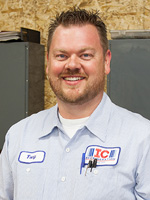 Tony Dejong | Shop Foreman