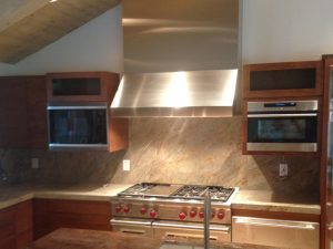 Custom Stainless Steel Hood