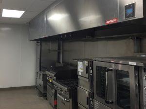 Fire System Hood