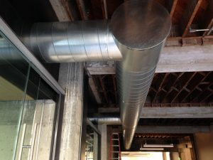 Residential duct work