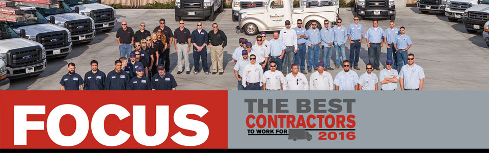 IC Refrigeration awarded 'Best Contractor to work for in West Region 216'