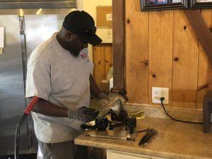 Camp Ronald McDonald 2018 Work Day