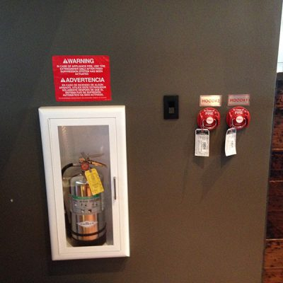 IC Fire Protection
