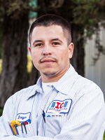 Diego Gayton | Service Technician