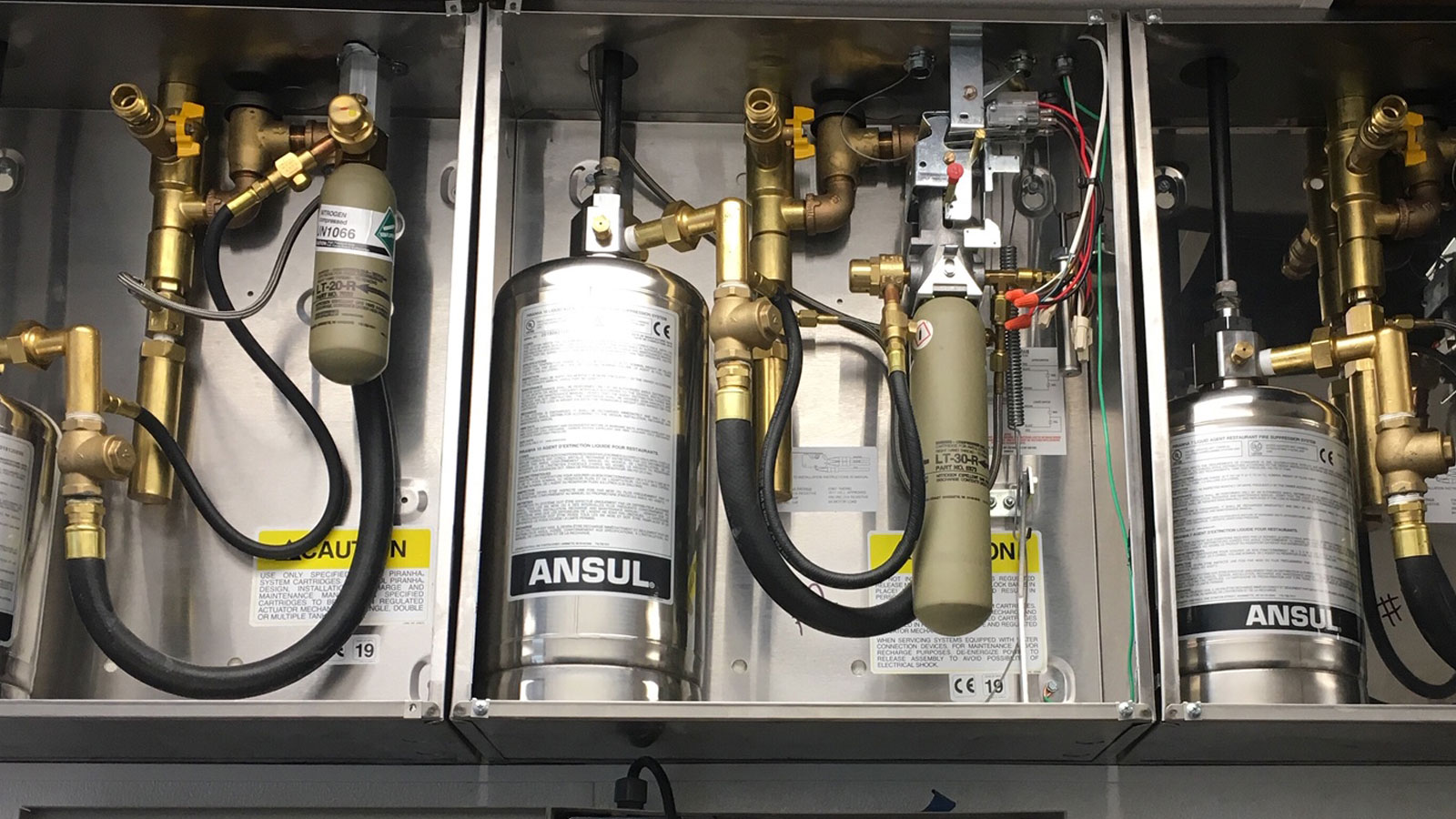 IC Refrigeration | Fire Suppression Systems
